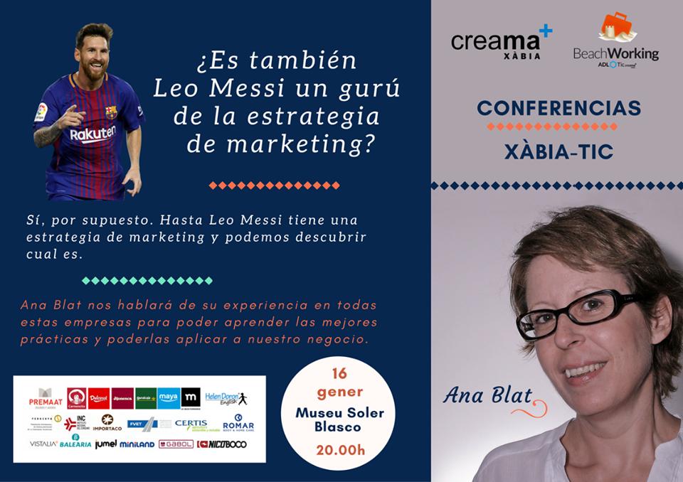 ¿Es Leo Messi un gurú de la estrategia de marketing?