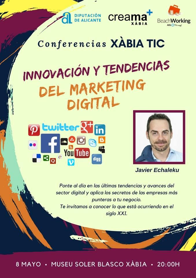Innovación y tendencias del marketing digital