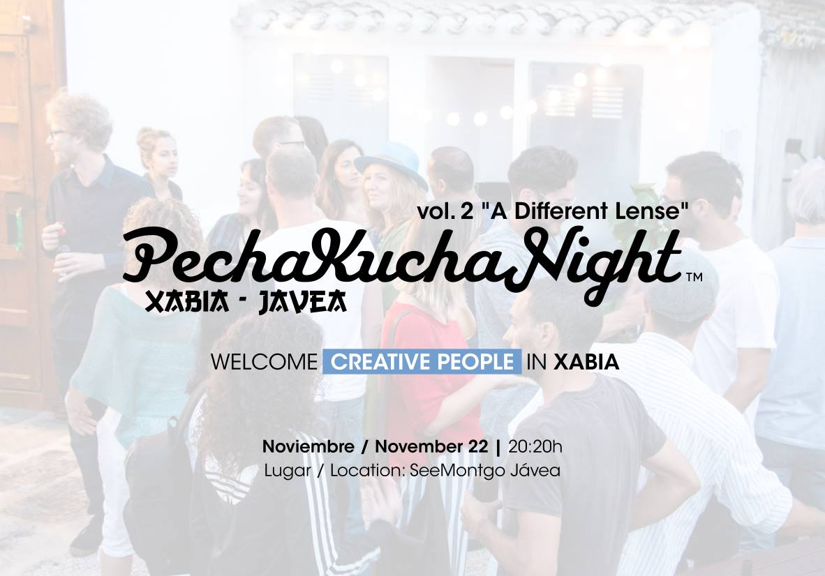 Pechakucha Night Vol.2