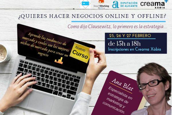 ¿Quieres hacer negocios online y offline?