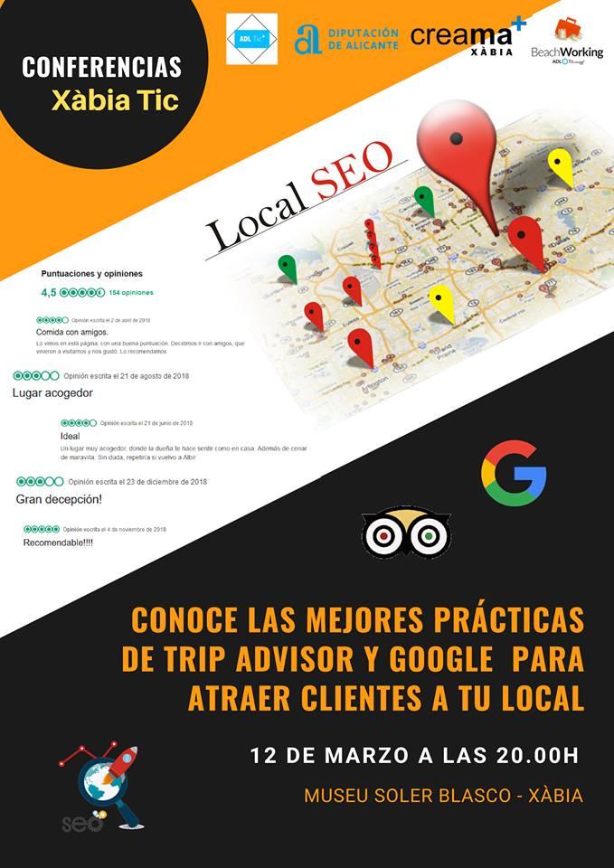 Conoce las mejores prácticas de tripadvisor y google para atraer clientes a tu local
