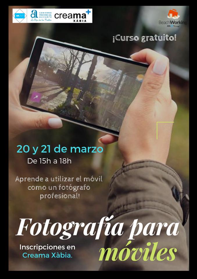 Fotografía para móviles