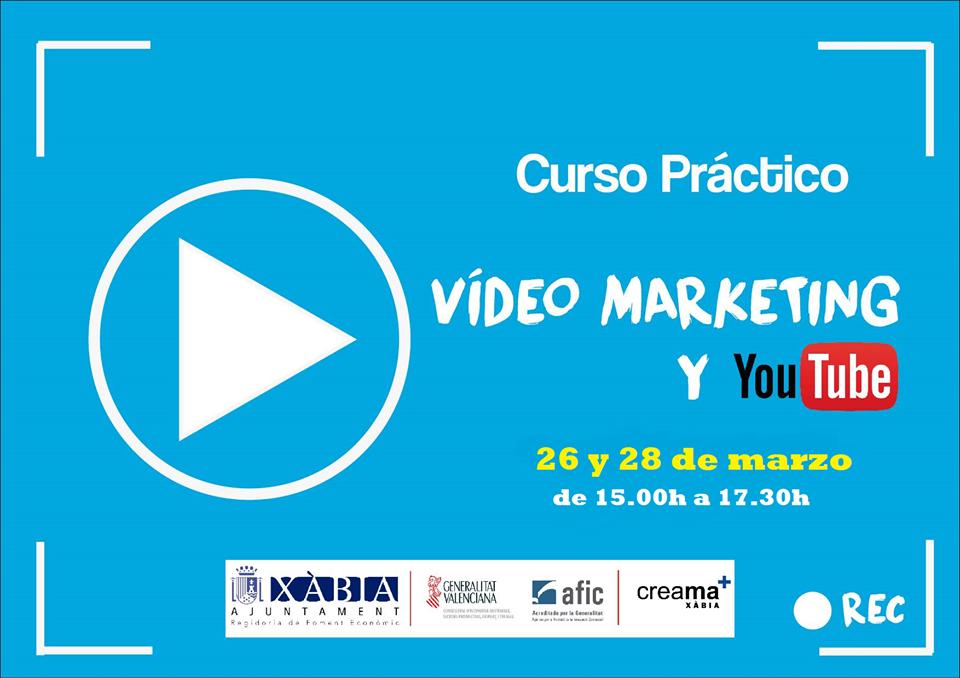 Curso Práctico Vídeo marketing y YouTube