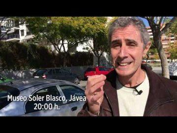 Invitacion Javier Cabrera